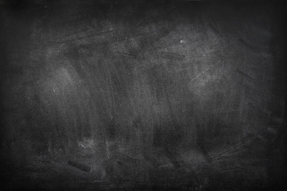 Malefícios do pó de giz escolar
