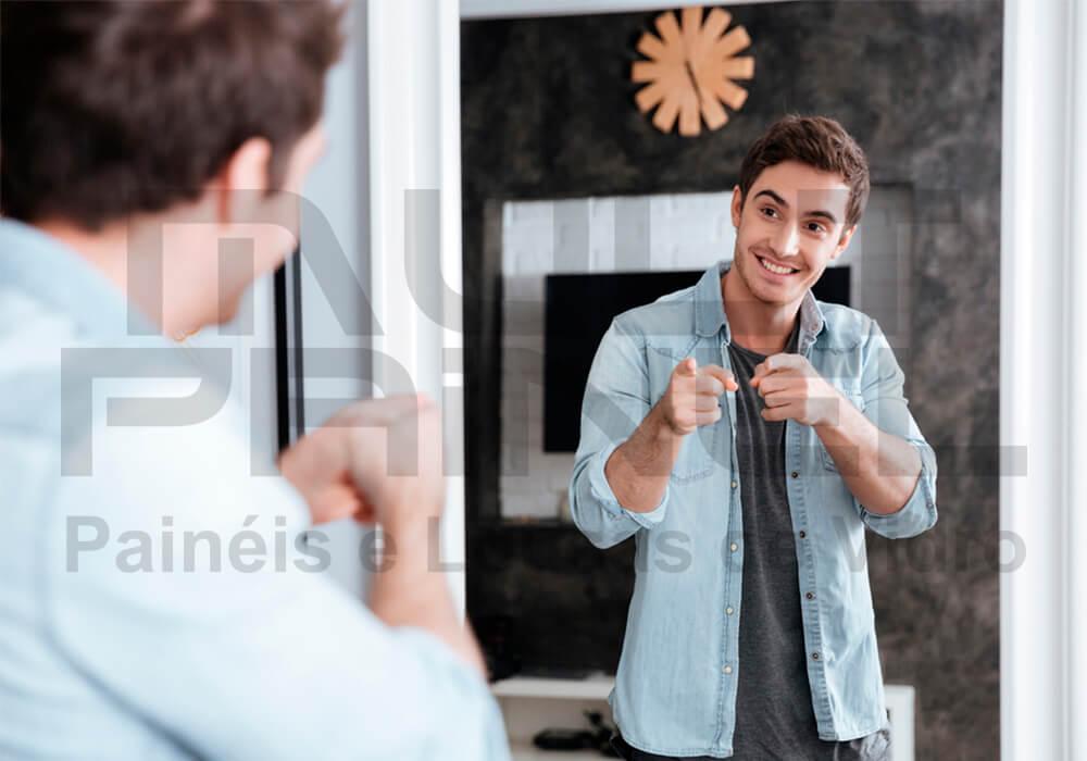 espelho temperado