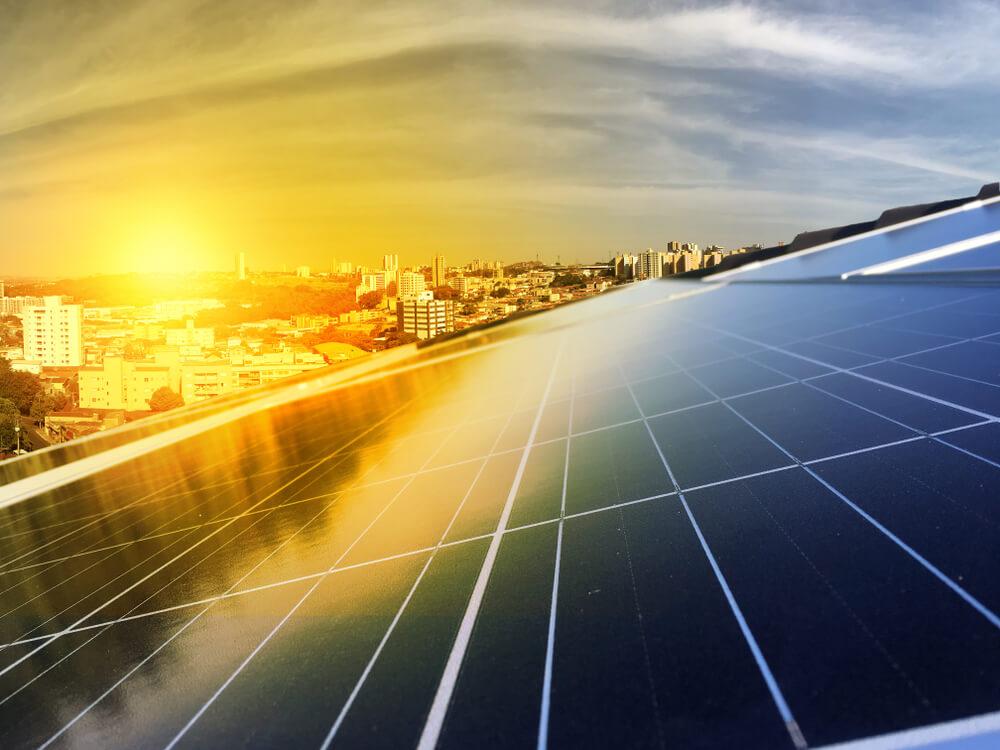 vidro fotovoltaico