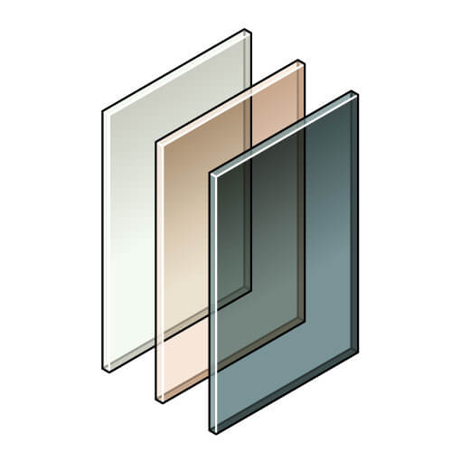 vidro polarizado